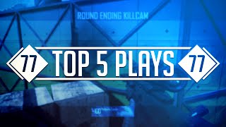 FaZe Rain - Top 5 Plays - Week 77 Powered by @ScufGaming