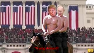 "Jump ""Trump"" Around - House of Pain hilarious parody!"