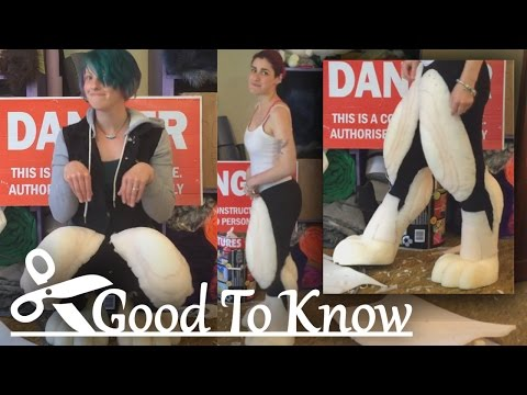 How to make Slim Digitigrade Legs ~ Good To Know #3