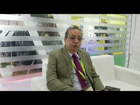 CW interviews Rajesh Vyas, Apollo Tyres speaks to Construction World at bauma CONEXPO INDIA 2018