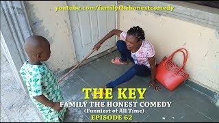 THE KEY (Mark Angel Comedy like) (Family The Honest Comedy) (Episode 62)