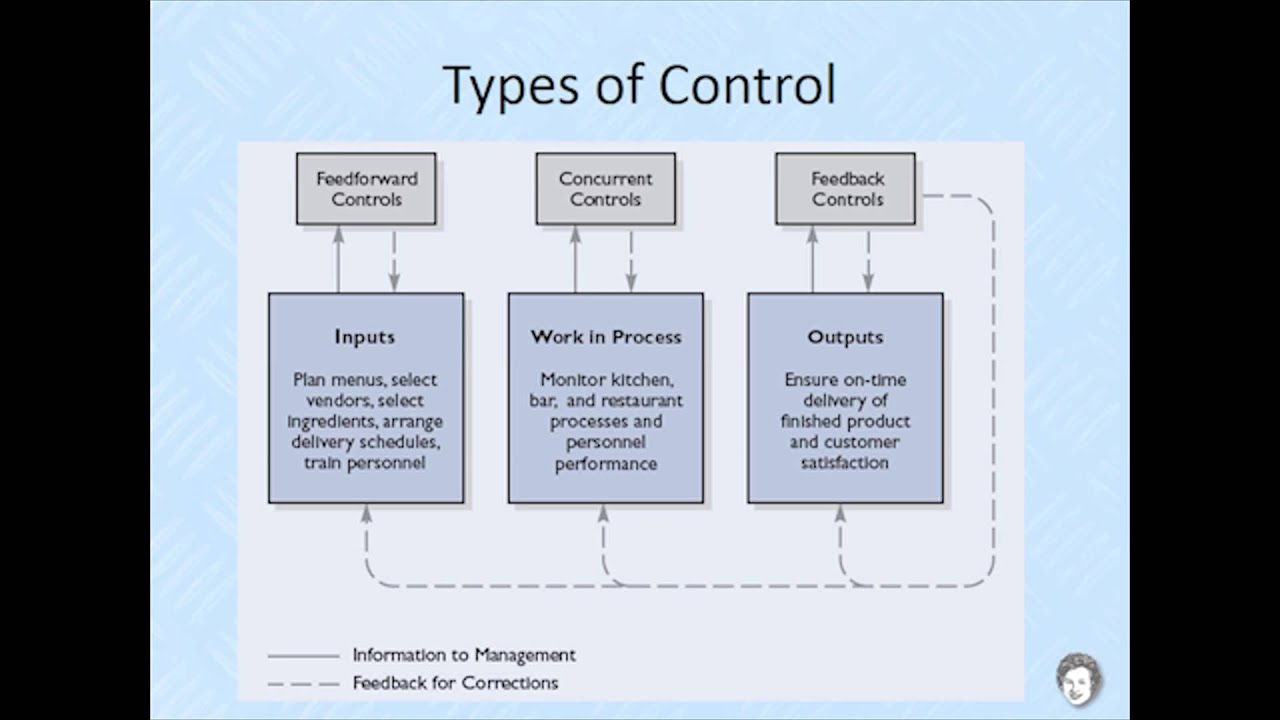 human resources and management control on
