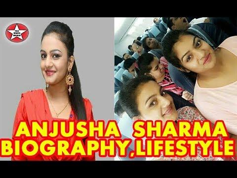 Anjusha sharma Biography   lifestyle   House   Family  