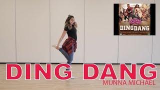 Ding Dang (Munna Michael) | Bollywood Dance Cover | Tiger Shroff |Nidhhi Agerwal| Francesca McMillan