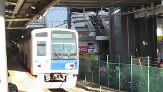 西武6000系6106F「Fライナー」大泉学園駅通過