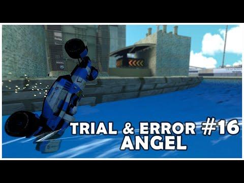 Trial & Error #16 - Angel w/ CarlJr & Pac