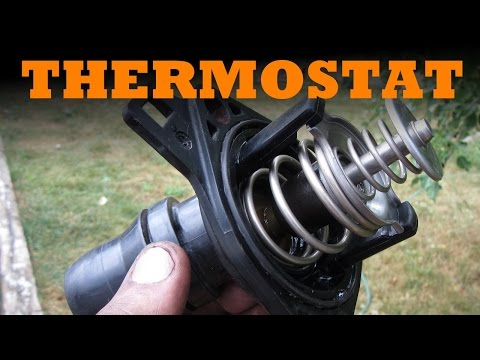 How to Replace a Honda Thermostat