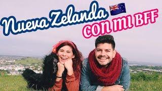 Mi primera vez en NUEVA ZELANDA con mi mejor amigo Benshorts I Queenstown