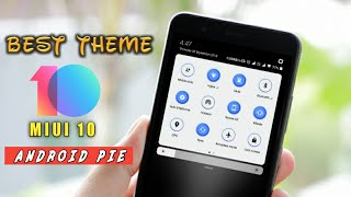 Best Android Pie 9.0 Miui 10 Theme All Xiaomi Phones 😱👻