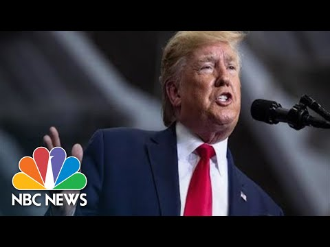 Watch Live: President Donald Trump Participates In NYC Veterans Day Events | NBC News