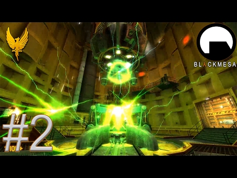 """Let's Play: Black Mesa - #2 """"Unforeseen Consequences! 🕵"""""""