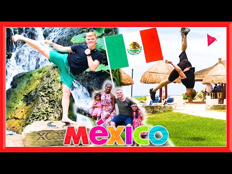 Mexico Holiday | Taekwondo, Tricking, Family & Fun