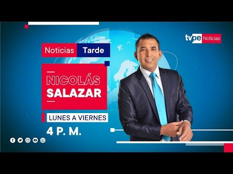 Noticias Tarde – 14/07/2021