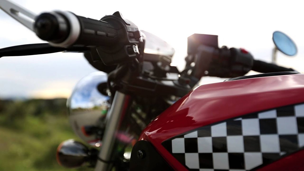 Cafe Racer Kit Ride