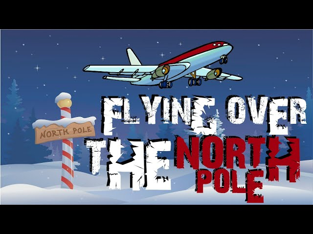 Episode 1.2 -  Flying Over the North Pole - Brian Mullin