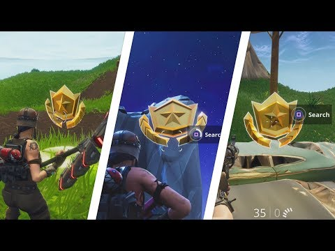 Fortnite Battle Royale - All 5