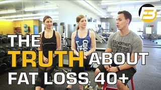 Best Ways to Lose Fat for Women Over 40 - The truth
