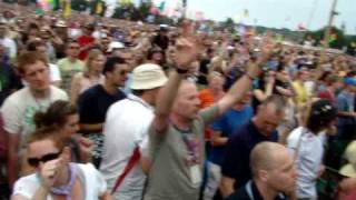 Tom Jones - Unbelievable Glastonbury 2009