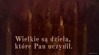#PsalmResponsoryjny | 19 września 2019 - wersja cicha. Wersja właściwa: https://youtu.be/Lk0WG1mTVRs