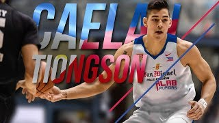 Caelan Tiongson ABL 2017-2018 Highlights / ASEAN Basketball League