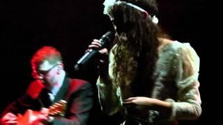 Eliza Doolittle - Rollerblades live Manchester Apollo 31-10-10