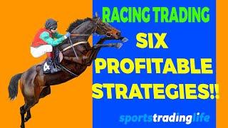 Horse Racing Trading On Betfair - S X Strategies A BEG NNERS GU DE