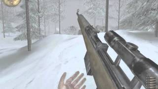 Medal of Honor: Allied Assault Spearhead - Bastogne Mission 1 (Part 4 HD Redo)