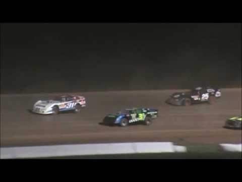 Brett McDonald Feature Lernerville Speedway 7/14/17