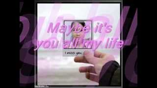MAYBE IT'S YOU♥- by Jolina Magdangal