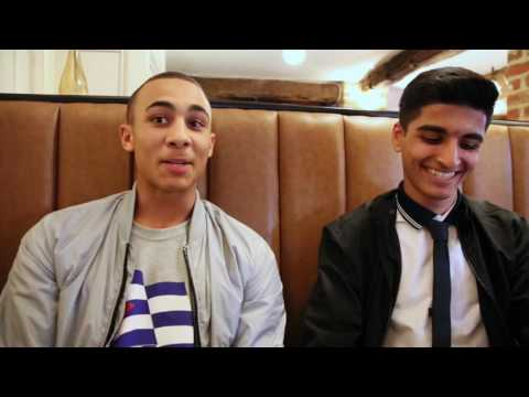 Rising British boxing prospect Ben Whittaker 'they just better watch out for me'