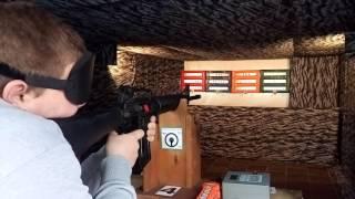 стрелять не используя глаза возможно! обучение по Марку Комиссарову