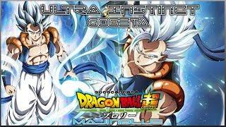 DBS: Ultra Instinct Gogeta - MajinBlue