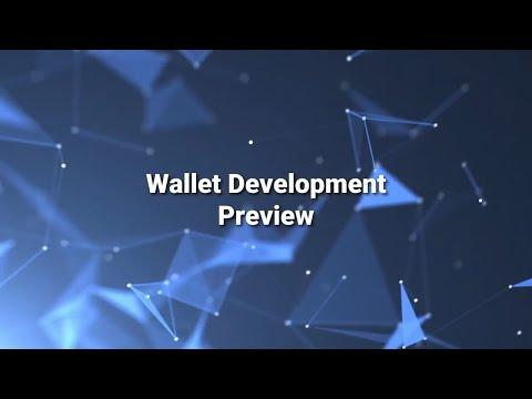 XTRABYTES XBY Development Log - Wallet Development Preview