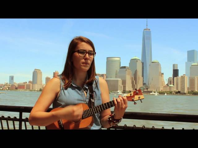 Handsome Girl (original ukulele song by Danielle Ate the Sandwich)