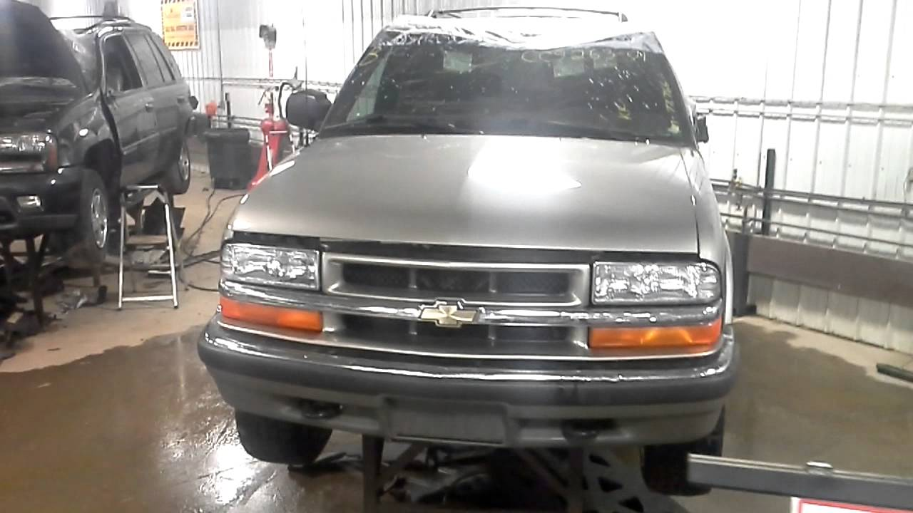 small resolution of parts for 2001 chevrolet s10 blazer lt cc9263