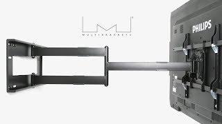 M Universal Long Reach Arm 1010mm HD, Single