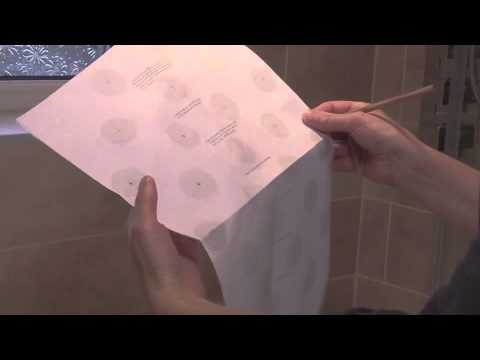 How to Fit Anti Slip Bath Safety Stickers