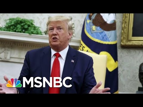 Poll: Nearly Two-Thirds Of Americans Support Impeachment Inquiry | Deadline | MSNBC