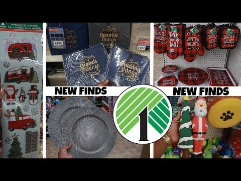 DOLLAR TREE !!! NEW FINDS * SHOP WITH ME