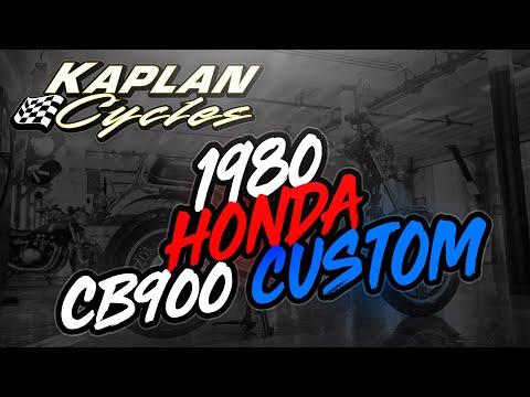 1980 Honda CB900