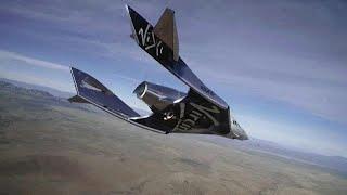 Test non concluant pour le Vaisseau Spatial 2 de Virgin Galactic