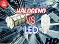 Como instalar Un foco LED en el interior de nuestro auto ( halógeno a LED ) - HD