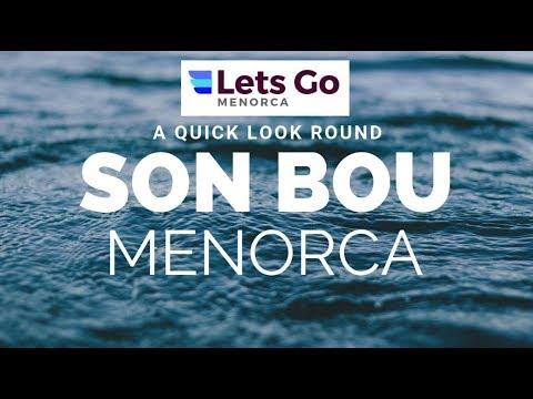 son-bou-menorca-beach-town-centre
