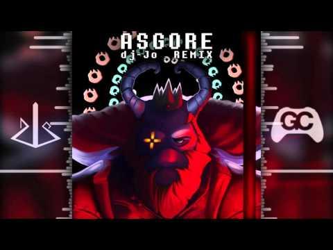 Undertale - Asgore + Bergentrückung [ dj-Jo Remix ] GameChops Release