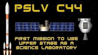 PSLV C44 | SpaceFlight Simulator (SFS)