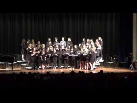 Chamblee Middle School Chorus 2015
