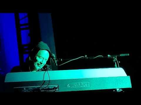 Thom Yorke - Like Spinning Plates - Live @ The Greek, Berkeley 2019 - 4k From Rail
