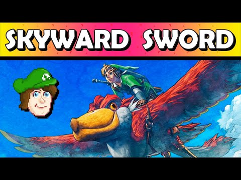 Legend of Zelda Skyward Sword - Just Keep Swimming - Part 26