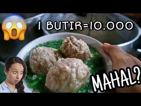 MAKAN BAKSO HARGA RP 10.000/BUTIR!!