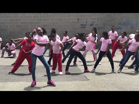 Pretty Brown Girls of Cultural Arts Academy Charter School PBG Performance